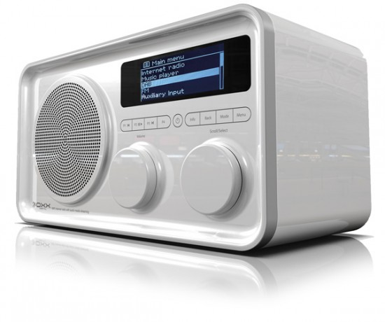 OXX Classic Digital Radio