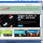 OS X Desktop using Parallels 6