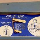Tie and Napkin Clip