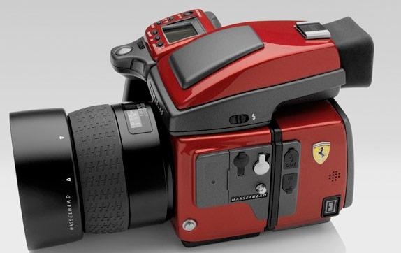 Hasselblad H4D Ferrari