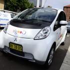 Google's MiEV Electric Car
