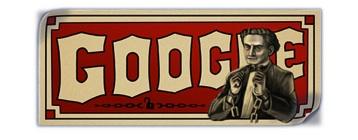 Google's Houdini Doodle