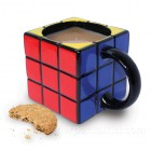 Rubik's Cube. Mug. And A Coaster.