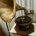 Our HMV Phonograph