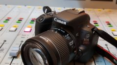 Mothers' Day is a comin'. And the Canon 200D is here