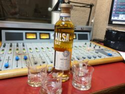 Ailsa Bay Scotch Whisky in Studio B