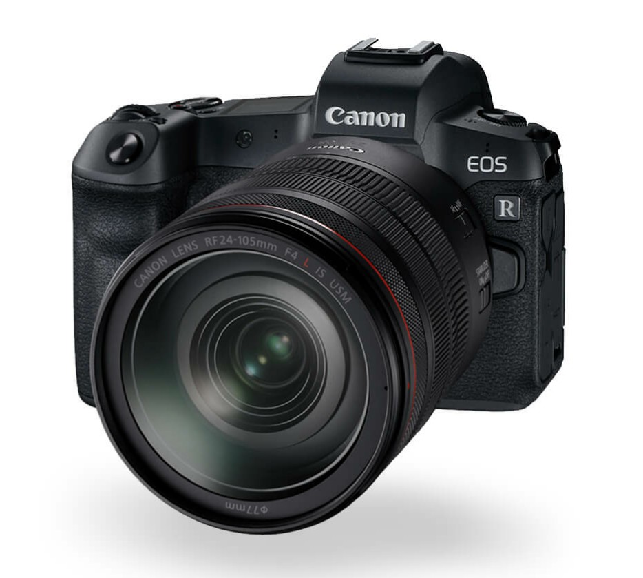 Canon EOS R Mirrorless Full Frame Camera