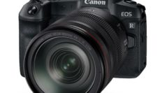 January 6 2019: Canon's EOS R Mirrorless Full Frame Camera